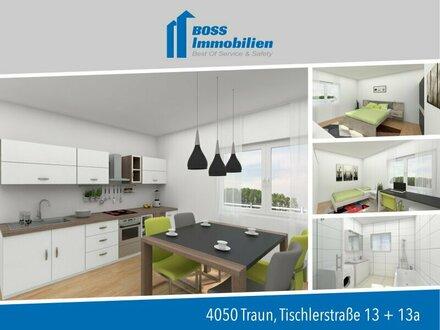 Baubeginn erfolgt | Moderner Lebens(t)raum - Tischlerstraße 13, Traun
