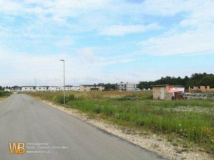 Ruhelage und doch zentrumsnah! Baugrundstück mit ca. 1.050 m² ! Schnellbahn-Nähe!