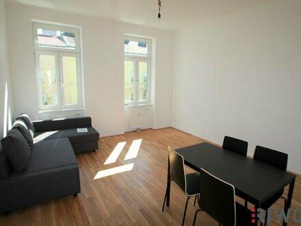 SINGLENEST in Rudolfsheim-Fünfhaus - möblierte Wohnung