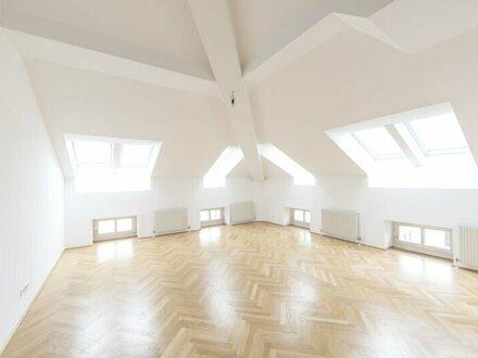 Schöne 3-Zimmer Wohnung in prachtvollem Stilhaus unbefristet zu vermieten