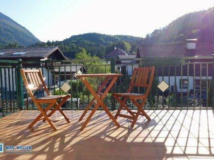 Terrassentraum - Gemütliche 2,5-Zimmer-Wohnung in Ruhelage Fürstenbrunn
