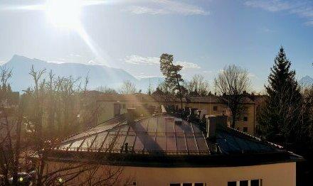 Panorama-Dachgeschosswohnung mitten in der Riedenburg!