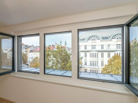Six in the City: 2-Zimmer Apartment, NEUBAU-ERSTBEZUG! Haus des Meeres, BESTLAGE!! perfekt für Singles oder Pärchen!