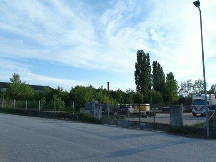 GST. ca. 4.000 m² - GEWERBE BETRIEBSGEBIET - NAHE B 17 und S6
