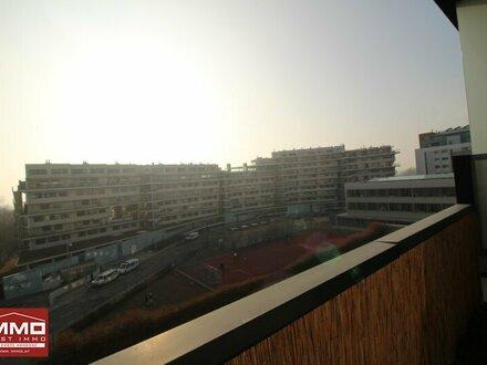 Schönes und sonniges 1,5 Zimmer Büro mit großer Loggia!