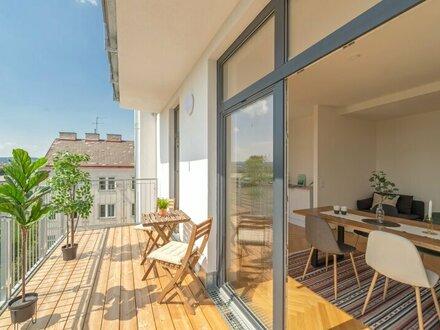 ++NEU++ Optimale 4-Zimmer Familienwohnung mit WEITBLICK! perfekter Grundriss!