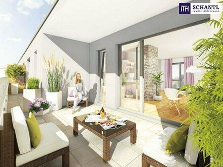 PROVISIONSFREI !! ErstbezugsGARTENwohnung mit 4 Zimmern und 127 m² GARTEN im EG samt 65 m² Terrasssen in einer kleinen Wohnhausanlage…