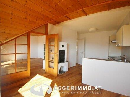 6100 Seefeld: Miete: sonnige 4 Zimmerwohnung (90m²) mit Küche, Wohnzimmer mit Kachelofen, 2 Schlafzimmer, 1 x Tiefgaragenstellplatz,…