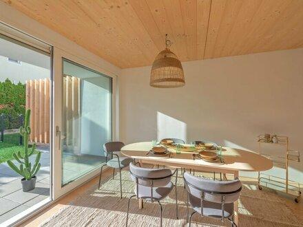 """++NEU++ Projekt """"SONNENDECK"""", 5 hochwertige Architekten-Reihenhäuser, großartiger Holzbau mit viele Vorteilen!"""