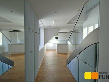 4-Zimmer-Maisonette mit Terrasse auf Wohnebene
