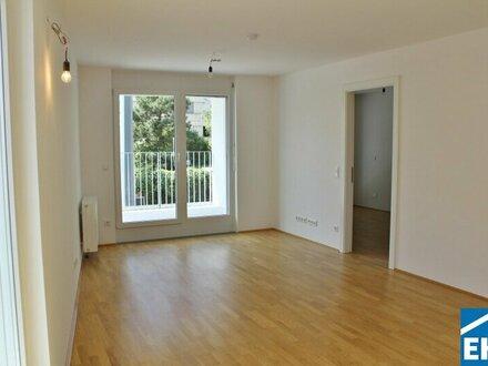 Attraktive 2 Zimmerwohnung mit Balkon