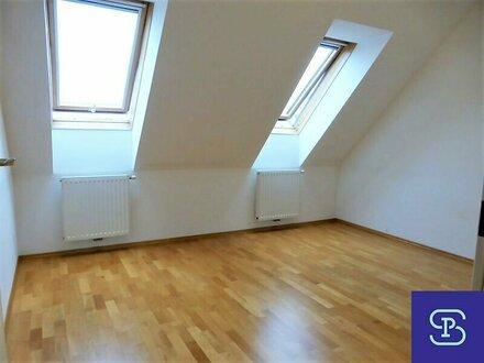Unbefristete 52m² DG-Wohnung mit Einbauküche und Lift - 1050 Wien