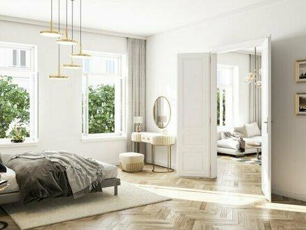 #Pure Tradition zwischen Prater und Donau!_Wunderschöne Zweizimmer Wohnung mit separater Küche_2Y3827