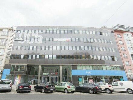 Moderne Bürofläche (individuell gestaltbar) mit 578 m² auf der Wiedner Hauptstraße zu vermieten!