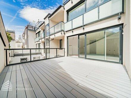 Prachtvolle 4-Zimmer-Wohnung mit Terrasse, Nähe Schütte-Lihotzky-Park