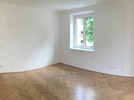 Neu renovierte 3-Zimmer-Wohnung mit Balkon - Nähe Alpenstrasse
