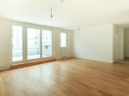 Perfekt geschnittene 3-Zimmer Wohnung mit großer Terrasse!