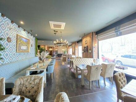 Luxus Restaurant in Top Lage