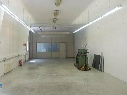 Halle mit gr. Tor ideal als keine Werkstatt oder Lager - KFZ - Aufbereitung - Maler - Handel - alles ist möglich