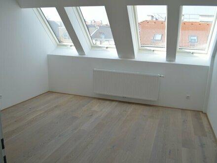 Maisonette Wohnung, Dachgeschoß auf zwei Ebene