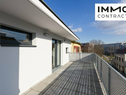 Exklusives Wohnen mit zwei Terrassen