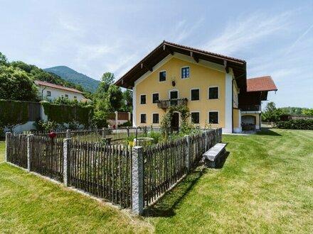Bergen: Malerischer Landsitz im Chiemgau!