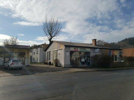 Baugrundstück mit Altbestand in 8054 Graz-Gradnerstrasse