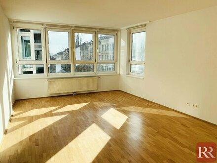 Gut geschnittene 3-Zimmer-Wohnung mit Option auf einen TG-Stellplatz