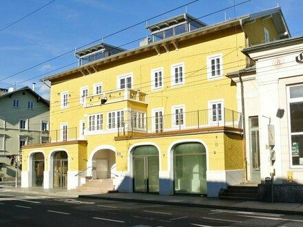Wohnen im Noppinger Bräu in Maxglan – Moderne 2-Zimmer-Wohnung mit XXL Terrasse
