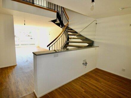 Neubau: 3-Zimmer-Maisonette in Freilassing