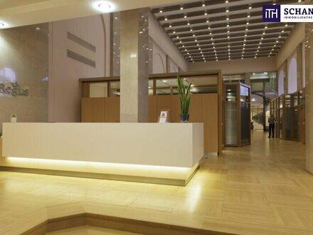 Modernste servicierte Bürolösung mit großer Flexibilität in 1010 Wien!