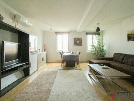 ++ AUGARTEN ums ECK ++ Wunderschöne 3-Zimmer Neubauwohnung mit traumhaften Grünblick in ruhiger TOP-Lage