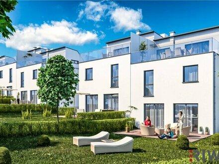 Perlhof exklusiv - Leben im highend Doppelhaus