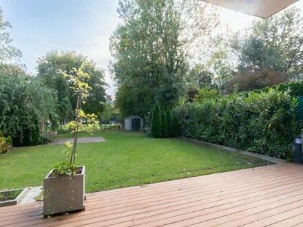 3-ZIMMER mit Wintergarten, Garten, Terrasse! ALARMANLAGE, AUTOMATISCHE BEWÄSSERUNGSANLAGE und vieles mehr!! ab SOFORT