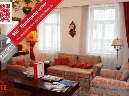 Stilvoll wohnen in liebevoll gepflegter Jahrhundertwende-Villa!