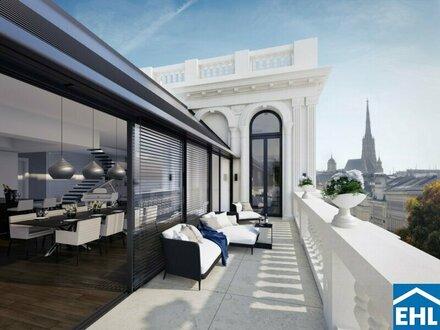 Palais Schottenring - exklusives Wohnen auf höchstem Niveau!