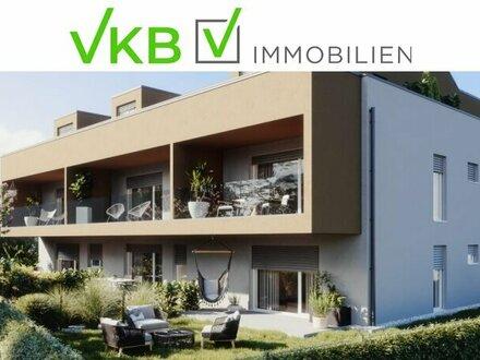 Wohnprojekt Marchtrenk-Erstbezugswohnung mit Terrasse und 2 Tiefgaragenplätze