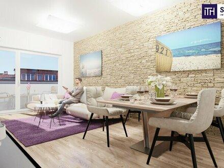 Wunderschöne Wohnung mit einem großen Balkon + Erstbezug + Neubauprojekt + hochwertige Ausstattung + E-Car Sharing
