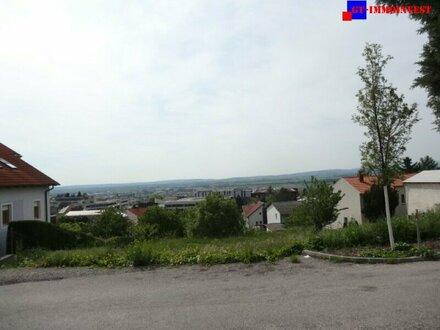 Eisenstadt – Exklusive Lage am Axerweg mit herrlichem unverbauten Fernblick nur 15 Gehminuten vom Zentrum entfernt