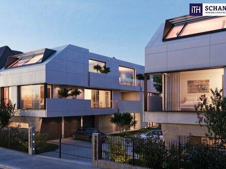 Penthouse mit viel Platz, höchsten Wohnkomfort, großer Südterrasse und ohne Dachschrägen!!! Erstbezug ab 05/2019!