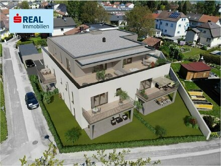 Neubau - Penthousewohnung in Haag