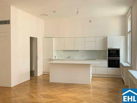 Stilvolles Wohnen in exklusiven Etagenwohnungen in Toplage am Schwarzenbergplatz