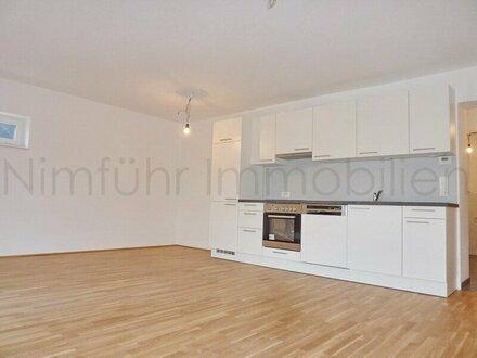 Aussichtslage Oberalm - Neuwertige 2-Zimmer-Wohnung