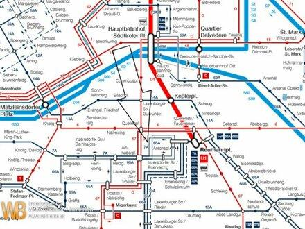 Zwillings-Zinshäuser in 1100 Wien; 905m² WFL + Rohdachböden +151m² Hofgebäude