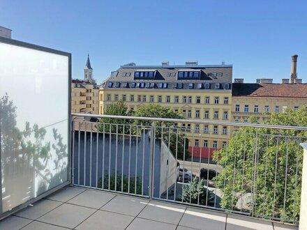 60m2 NEUBAU DG-Whg.+ 10m2 Terrassen! direkt bei U4/U6