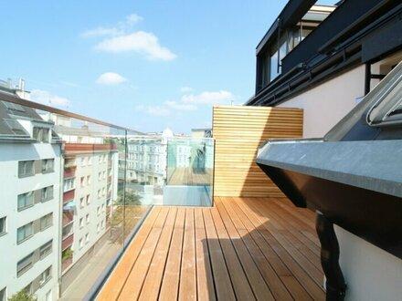 Erstbezug! Balkonwohnung mit Garagenstellplatz!