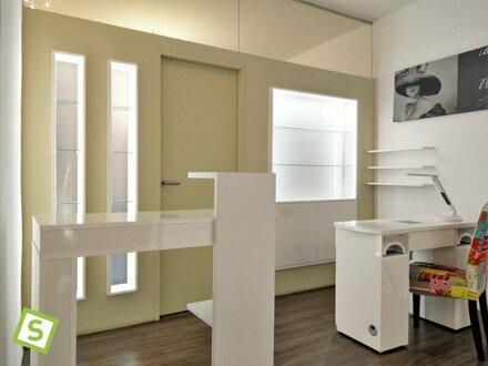 Innsbruck - Land, Hochwertig möbliertes Nagelstudio in Hall