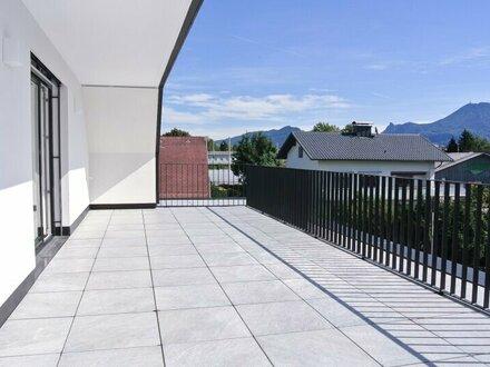 Einzigartige 3-Zimmer-Wohnung mit XXL-Terrasse in Alt-Liefering
