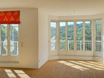 Sonnige 4 Zimmer Wohnung mit Terrasse-Grünruhelage-LEBENSQUALITÄT