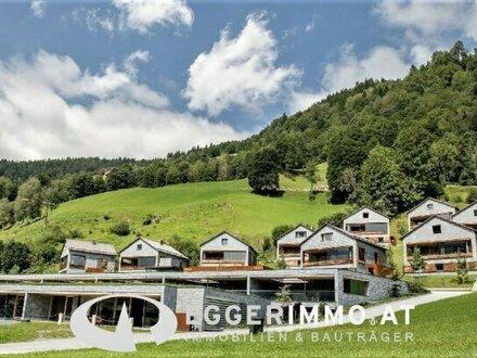 5733 Bramberg: INVESTMENT; 4 Zimmer-Luxuswohnung 127m² in Bramberg , Sauna, Jacuzzi, Ruheraum, Skikeller,Terrasse, Gart…